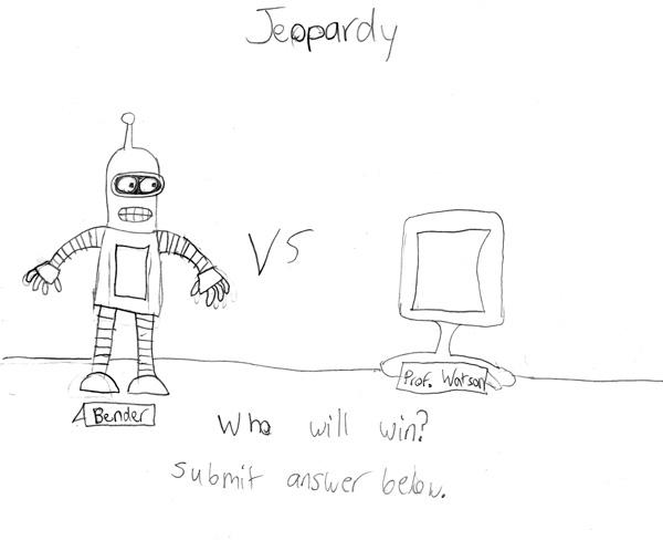 Bender versus Watson